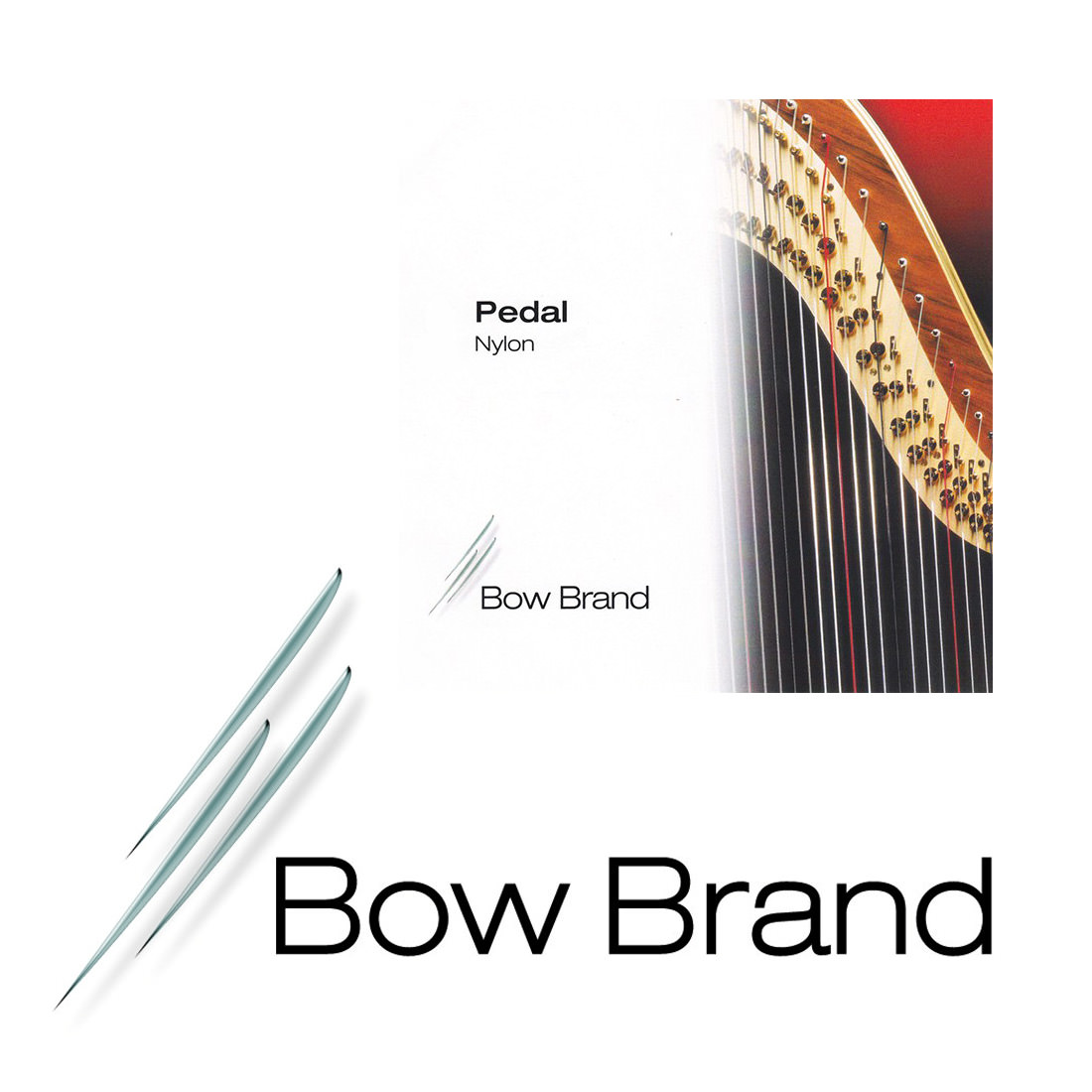 harpsnaren Bow Brand - Viegas Harp