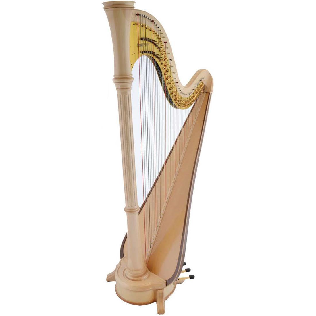 Orpheus 47 concertharp - Aoyama